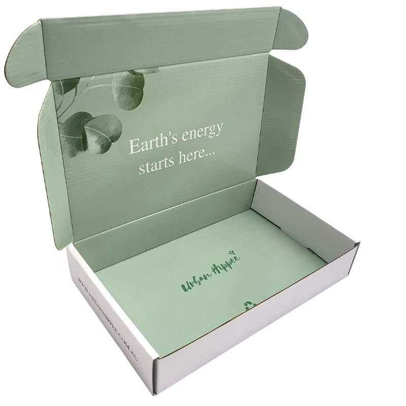 Earthing packaging box.